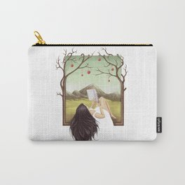 Hiraeth Carry-All Pouch