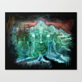 Vertex Canvas Print
