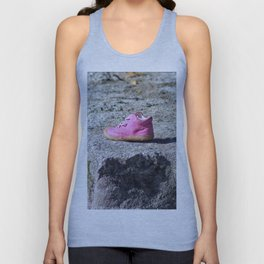 the lost shoe Unisex Tank Top