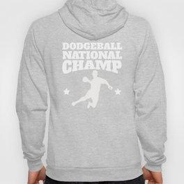 Retro Dodgeball National Champ Hoody