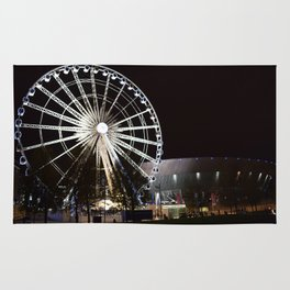 Liverpool By Night Rug