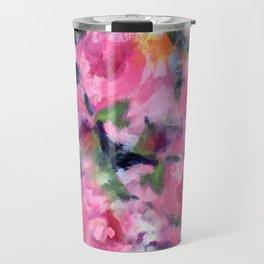 Roses, Roses Travel Mug