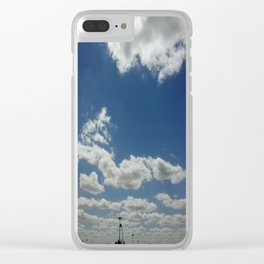 Immensity Clear iPhone Case