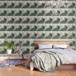 Peacock Jewels Wallpaper