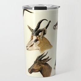 african antelopes Travel Mug