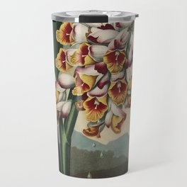 Henderson, Peter C. (d.1829) - The Temple of Flora 1807 - Nodding Renealmia Travel Mug
