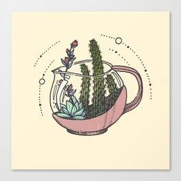 Coffee Succs Canvas Print