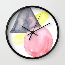 170404 Steady Pacing 2 Wall Clock