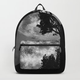 The boy, the tree and the moon Backpack