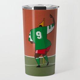 Roger Milla Travel Mug