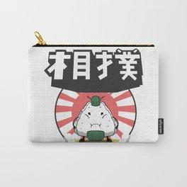 Sumonigiri Carry-All Pouch