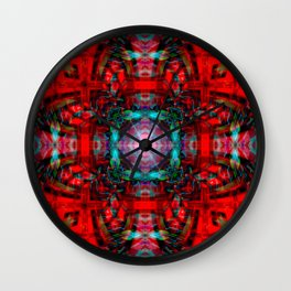 Bejeweled Stewart Wall Clock