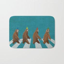 Sloth the Abbey Road Bath Mat