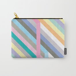 Ravel Stripes Carry-All Pouch