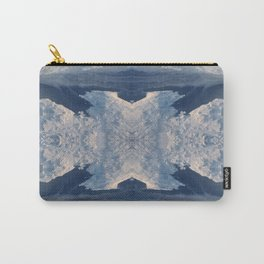 Nordic Blues Carry-All Pouch