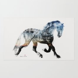 Horse (Summer Friesian) Rug