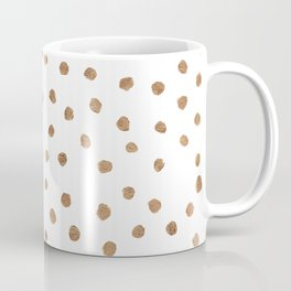 Goldie Dots Coffee Mug