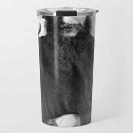 Rasputin The Mad Monk Travel Mug