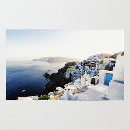 Santorini - Oia Rug