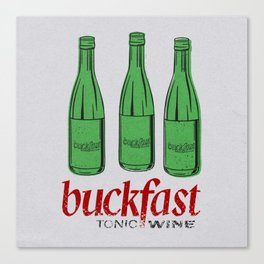 Buckie Canvas Print
