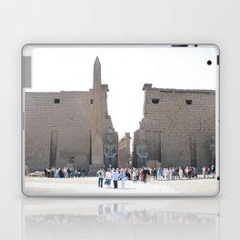 Temple of Luxor, no. 10 Laptop & iPad Skin