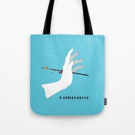 Writers Block Tote Bag