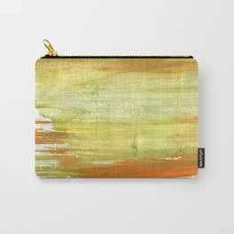 Vegas gold abstract watercolor Carry-All Pouch