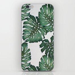 Palm's Away iPhone Skin