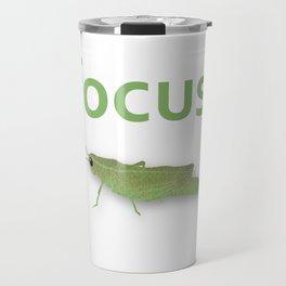 Focus Grasshopper Travel Mug