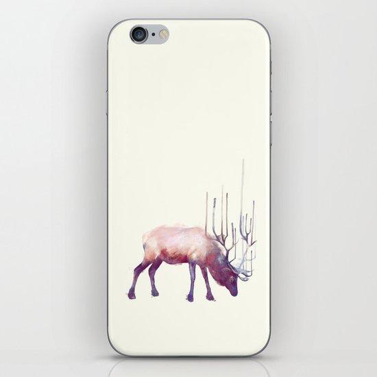 Elk // Solitude iPhone & iPod Skin