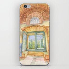 Tomar window iPhone Skin