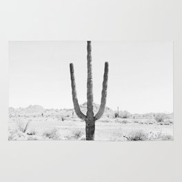 Cactus BW Rug