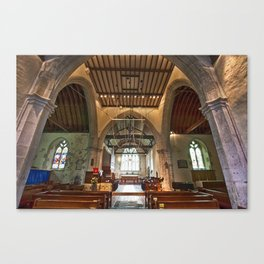 St Andrews Crossing Canvas Print