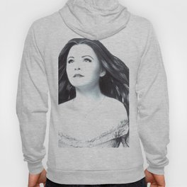 Snow White Hoody