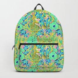 Peony & Lilies Backpack