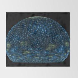 Fractal Art - Universe Throw Blanket