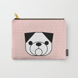 Pop Dog Pug Carry-All Pouch