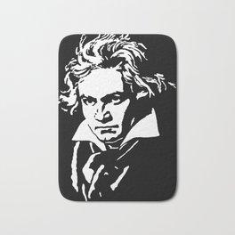 Ludwig van Beethoven (1770-1827) Bath Mat