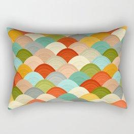 yarn hill dollops Rectangular Pillow