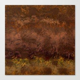 The Venusian Clouds Canvas Print