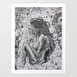 Incubation Chamber Art Print