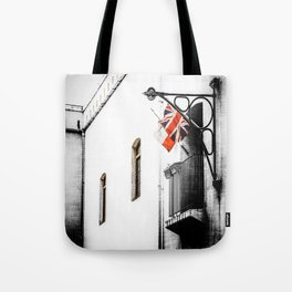 Union Jack/Flag Tote Bag