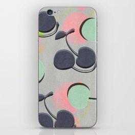Cherry 2 iPhone Skin