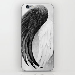 On Wings iPhone Skin