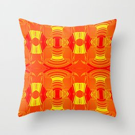 Drylight pattern Throw Pillow