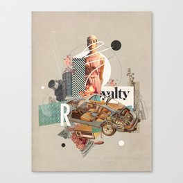 Spirited Royalty Canvas Print