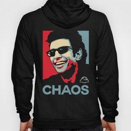 'Chaos' Ian Malcolm (Jurassic Park) Hoody