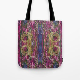 The Velocity of the Venom Antidote (Aligning Forces) Tote Bag