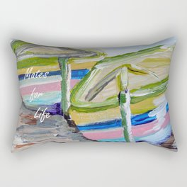 Mates for Life Rectangular Pillow