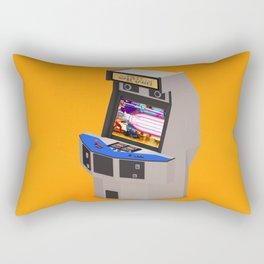 Capcom Captain IV Rectangular Pillow